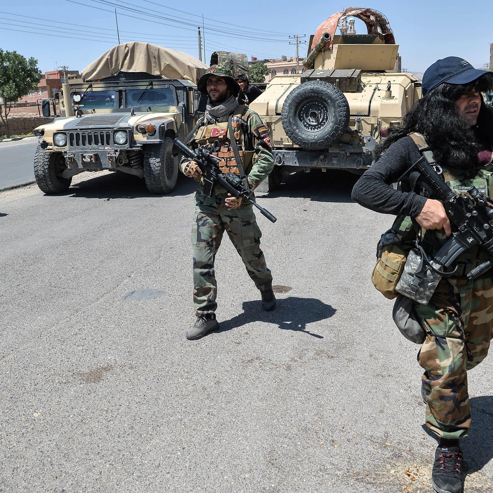 الرئيس الأفغاني: سنسلح المدنيين لمواجهة حركة طالبان