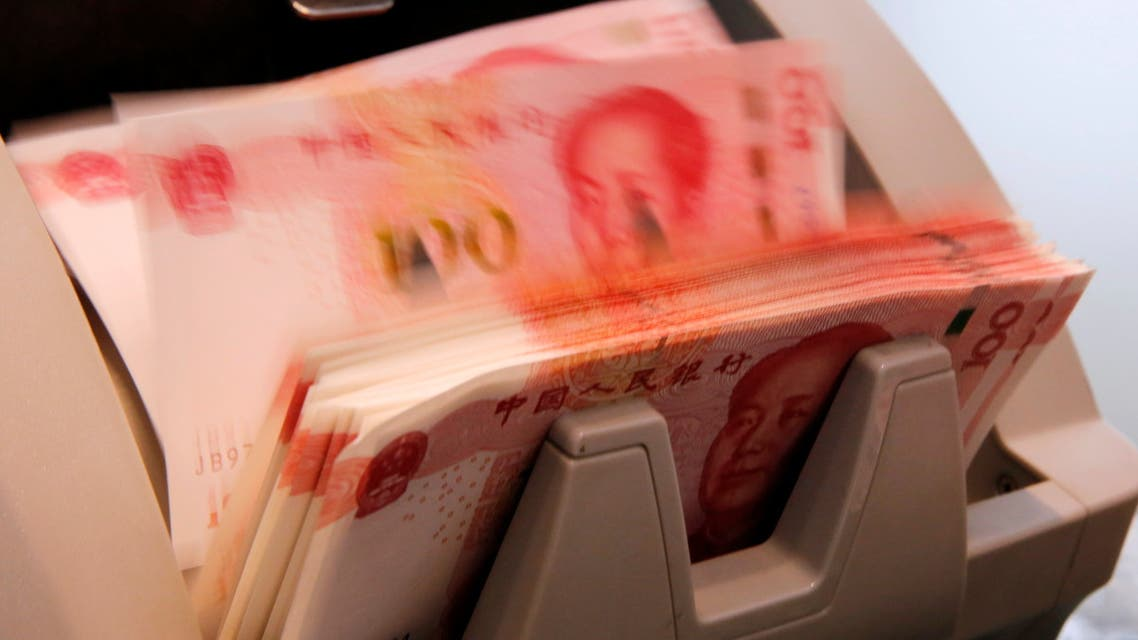 اليوان الصيني