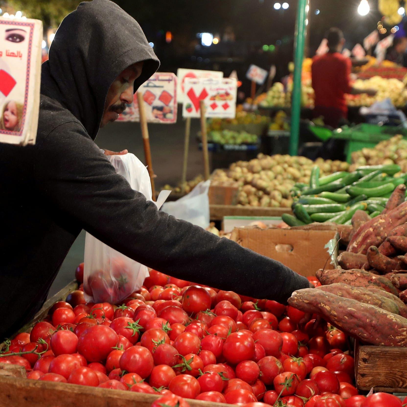 التضخم يرتفعفي المدن المصريةإلى 5.4%
