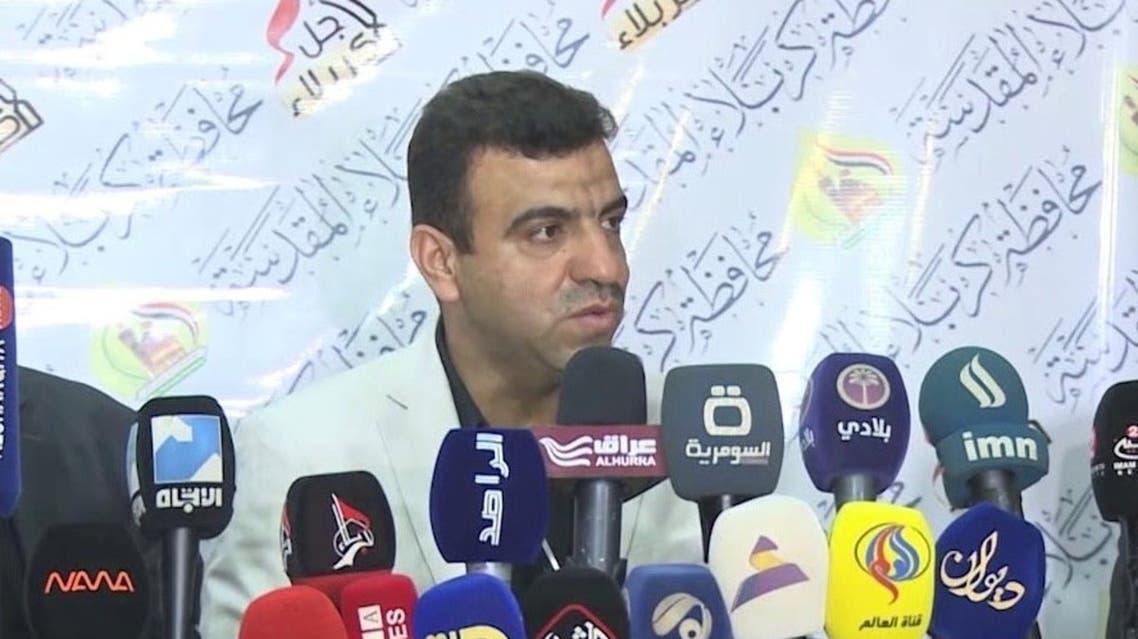 عبير الخفاجي مدير بلدية كربلاء