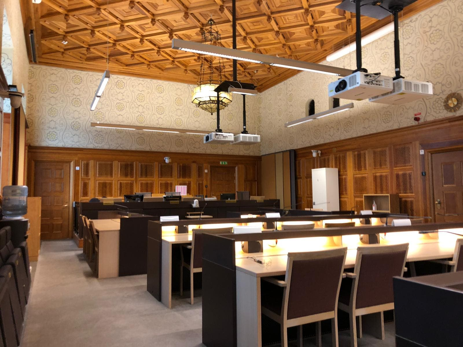 دادگاه محاکمه نوری