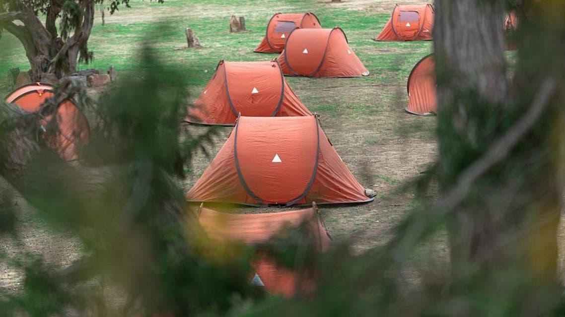 مخيمات بين طبيعة منتزهات تنومة