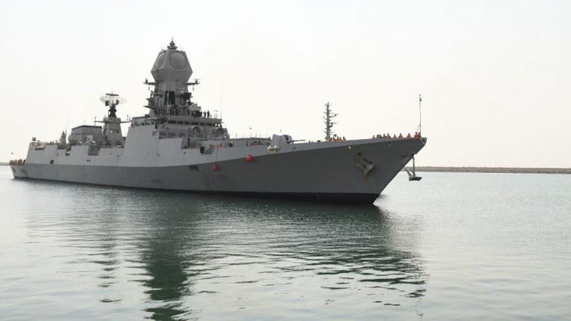 قوات البحرية السعودية (واس)