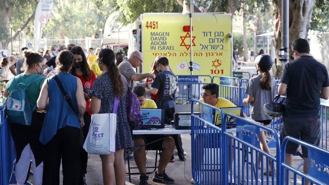 إسرائيل - كورونا