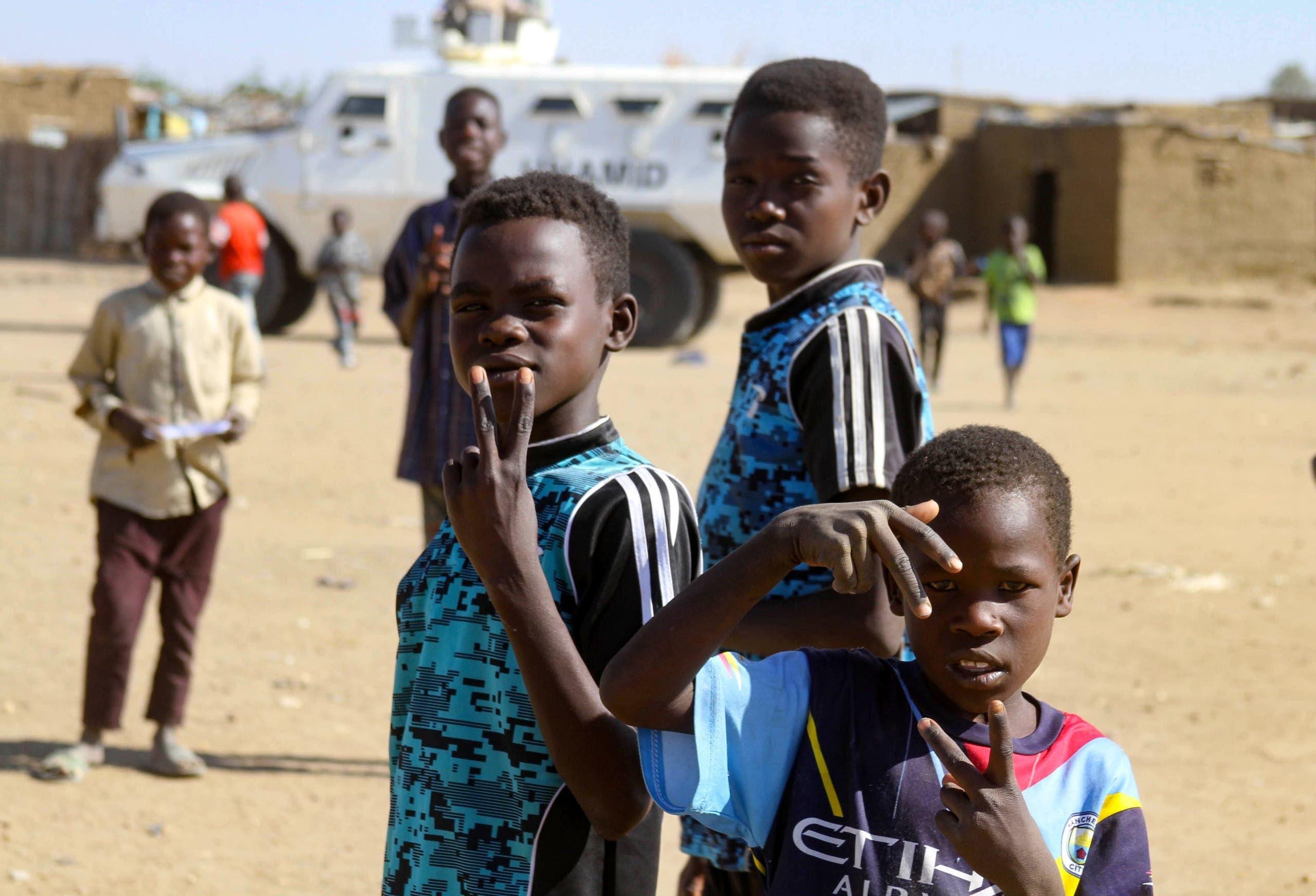 دارفور