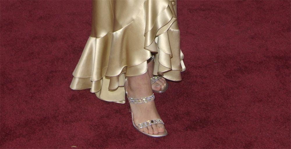 Stuart Weitzman Cinderella slippers: Price tag: $2million. (Twitter)