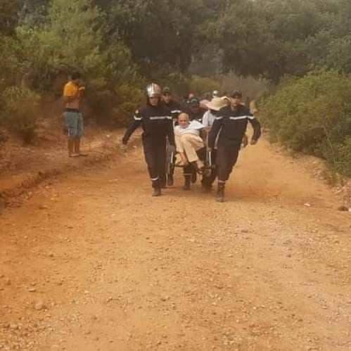 وفاة 6 مهاجرين عطشا في صحراء تونس.. والحرائق تتوّسع