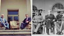 احضار سفرای بریتانیا و روسیه در اعتراض به عکس تاریخی کنفرانس تهران