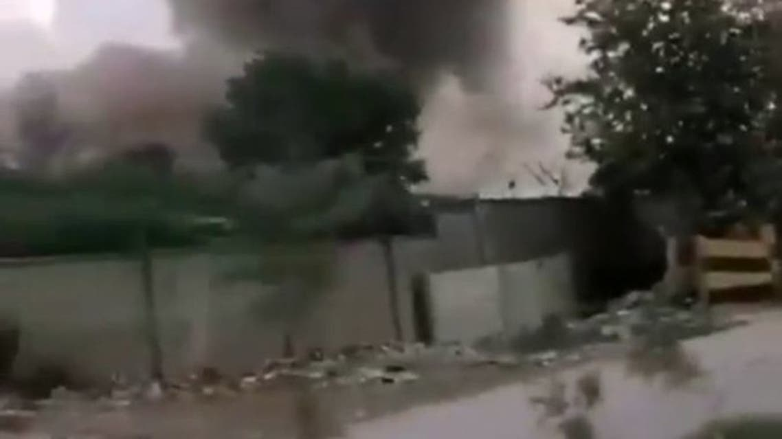 Wah Cantt  Explosion