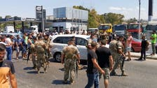 Angry residents block Lebanon's roads after central bank lifts fuel subsidies