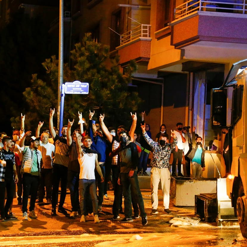 Syrian shops, home in Ankara attacked after Turkish youth killed