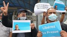 Algeria sentences journalist Rabah Kareche to eight months in prison