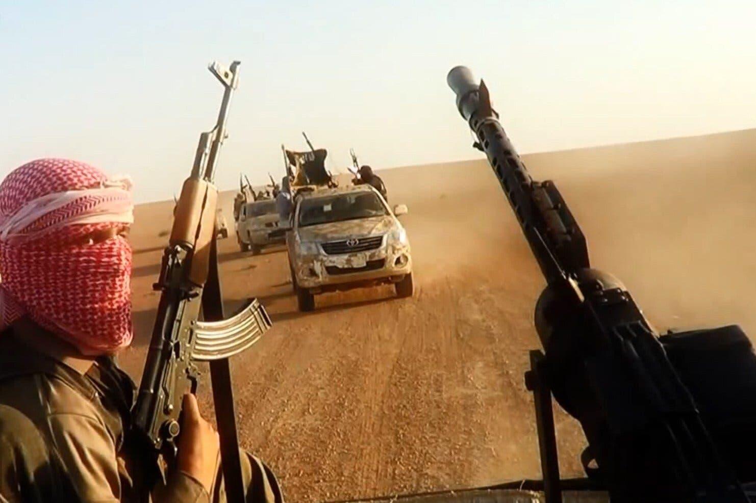 من العراق في 2014