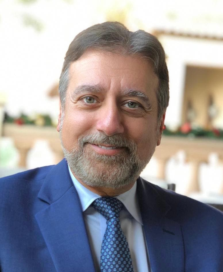 Dr Elie Abadie, a senior rabbi in the UAE, told Al Arabiya English that the deal has led to huge strides towards religious tolerance between the Middle East nations. (Supplied)