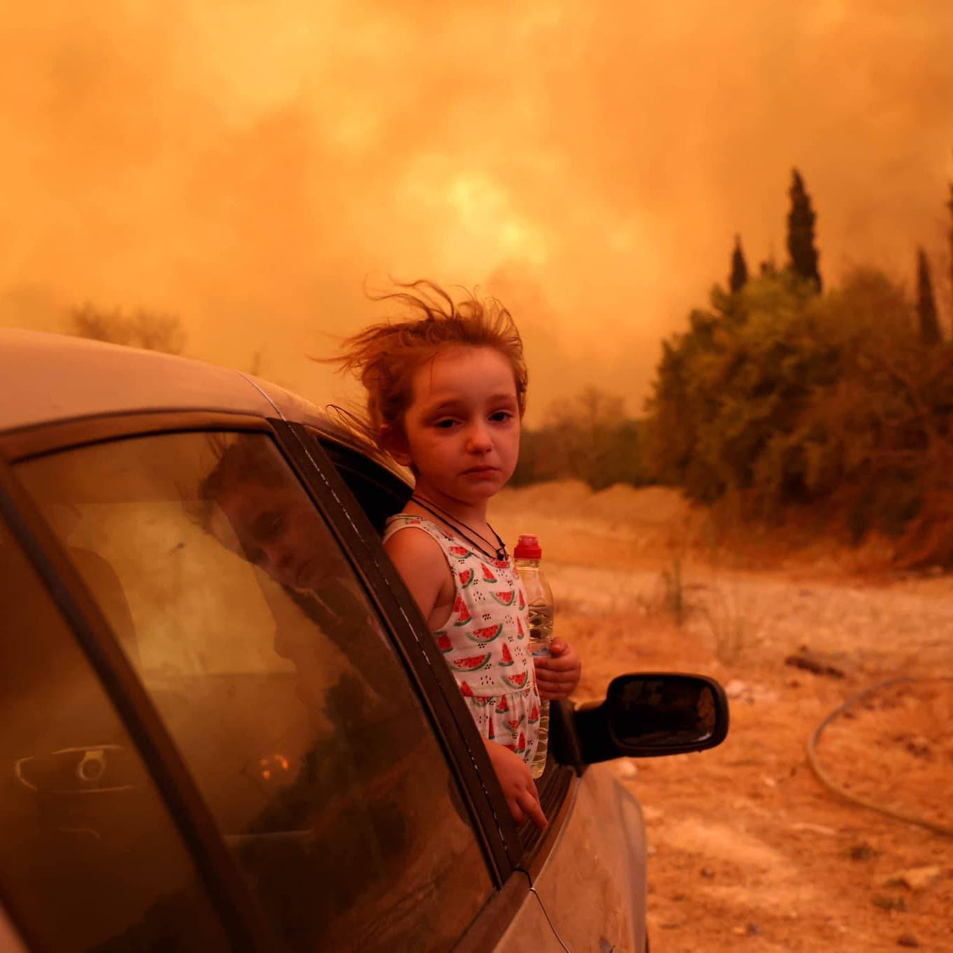 حرائق الجزائر واليونان.. تعددت الأماكن والمأساة واحدة!