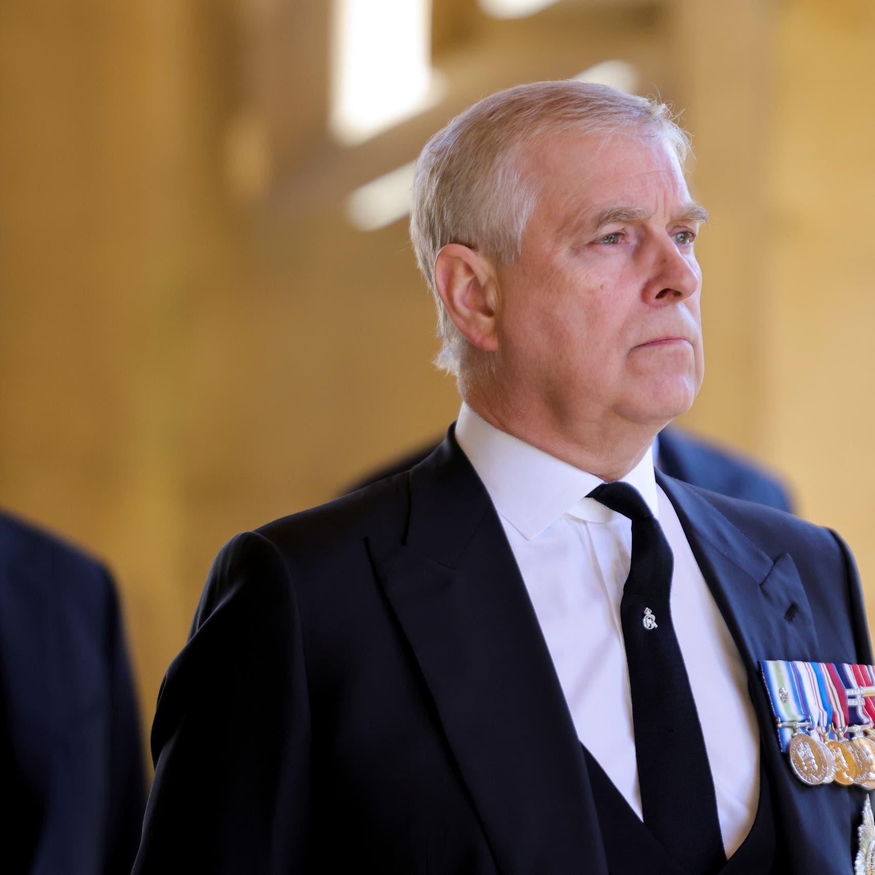 شرطة لندن تراجع ملفات الأمير أندرو بعد اتهامات بالتحرش