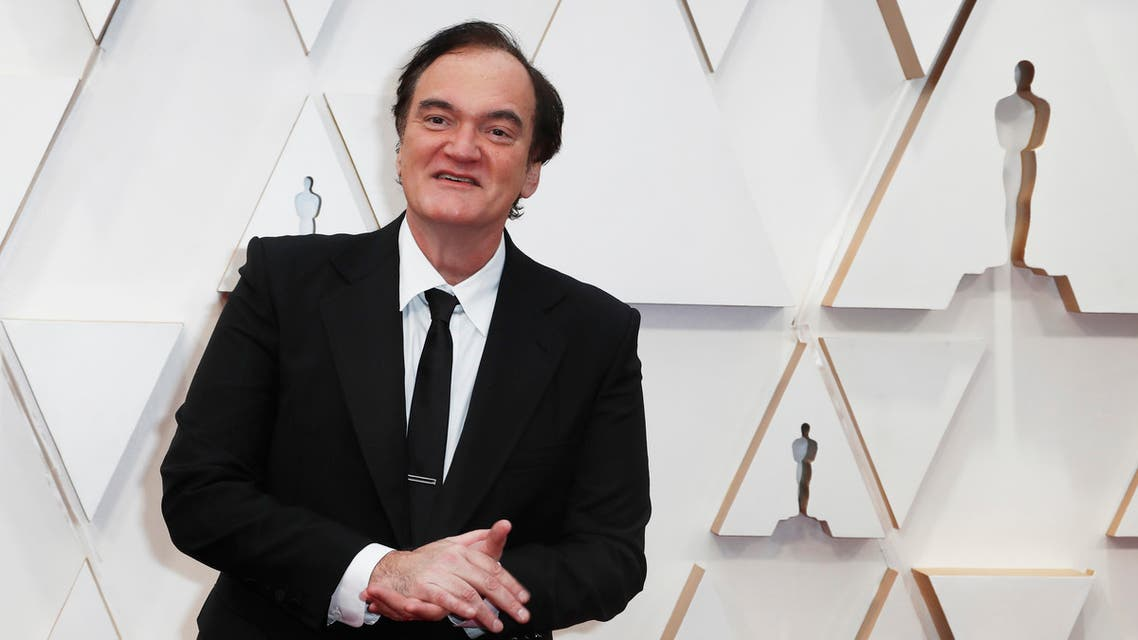 Quentin Tarantino poses on the red carpet during the Oscars arrivals at the 92nd Academy Awards in Hollywood, Los Angeles, California, U.S., February 9, 2020. REUTERS/Eric Gaillard