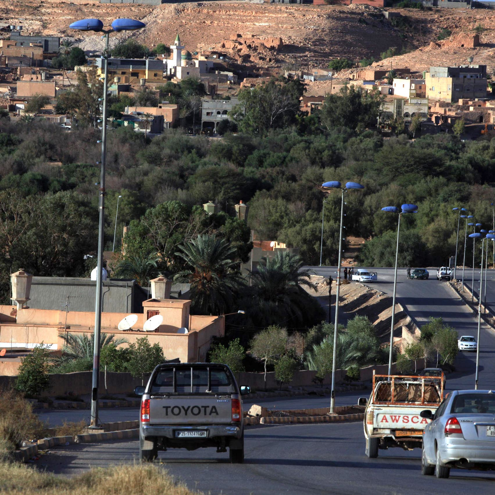 ليبيا: القبض على المتهم بقتل 16 مصريا بالرصاص عام 2016