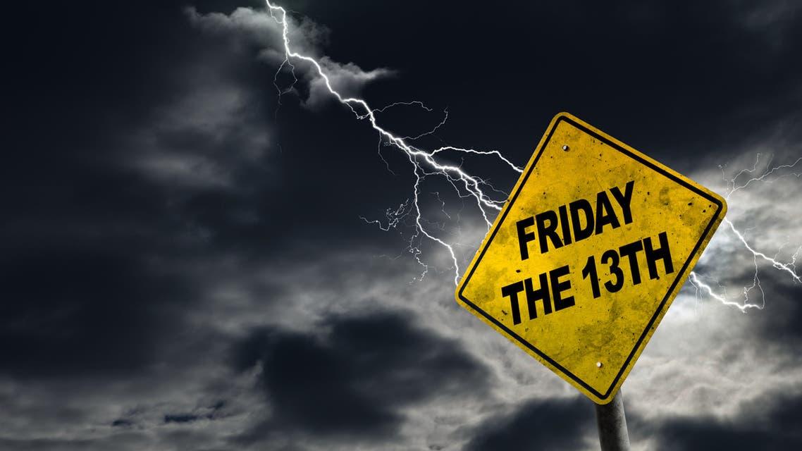 الجمعة 13