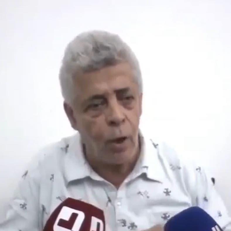 والد الجزائري المحروق يطفئ نار الفتنة.. كلنا إخوة وابني بطل