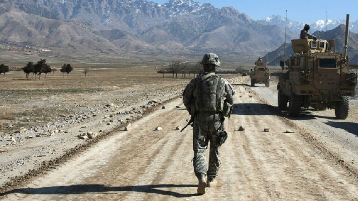 من القوات الأفغانية قوات الجيش أفغانستان