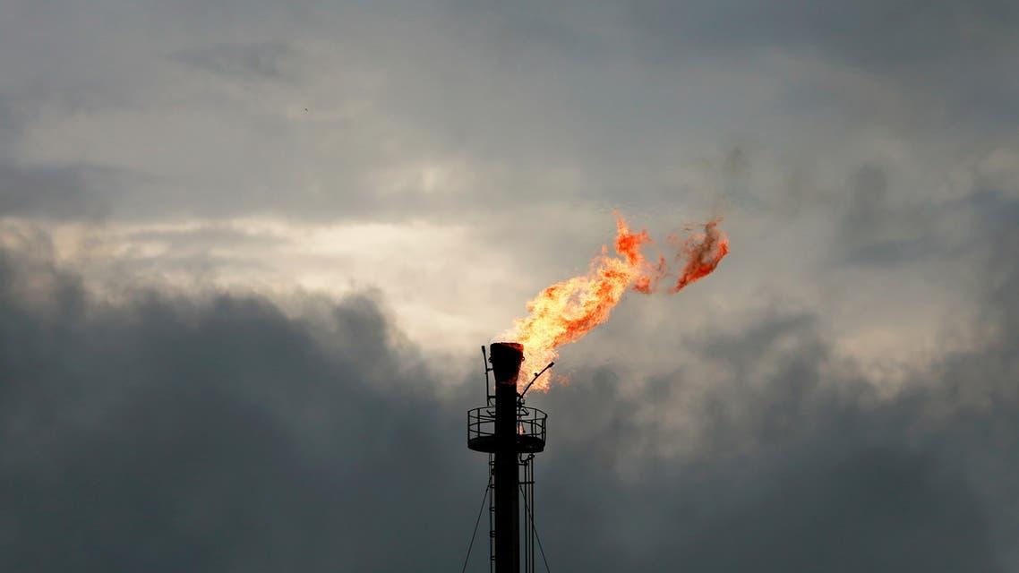 أحد حقول النفط