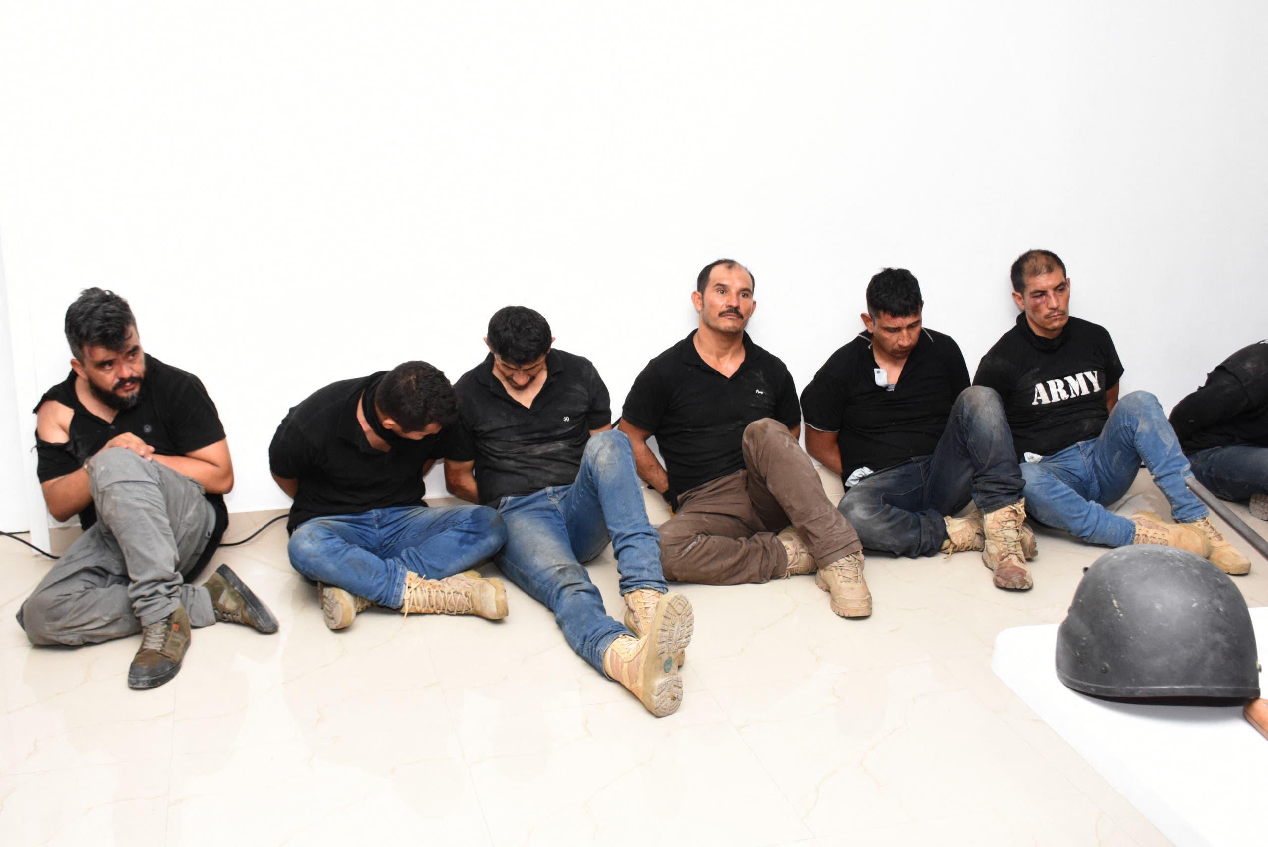 عدد من الموقوفين على خلفية جريمة اغتيال مويس