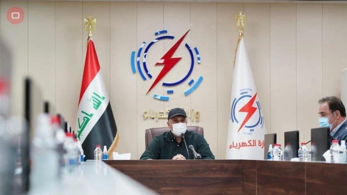 مصطفى الكاظمي رئيس الوزراء العراقي