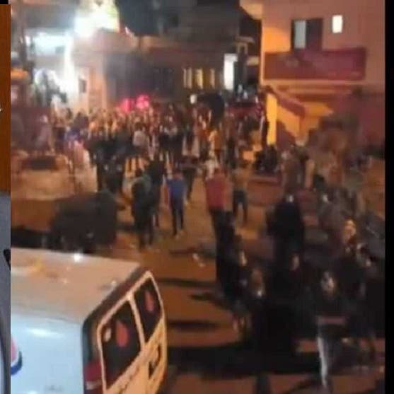 فيديو لغاضبين وجهوا اتهامات لنائب عن حزب الله واحتجزوه