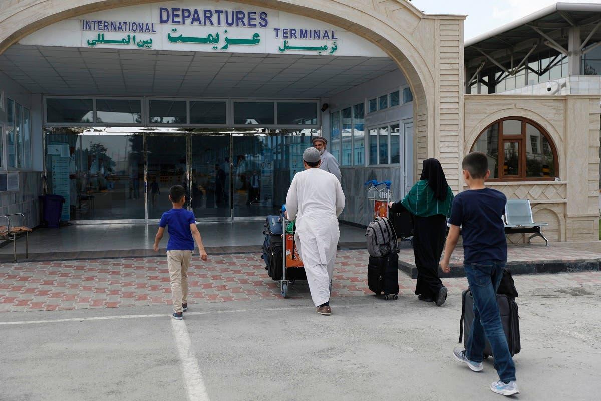 مطار كابل الدولي (أرشيفية)