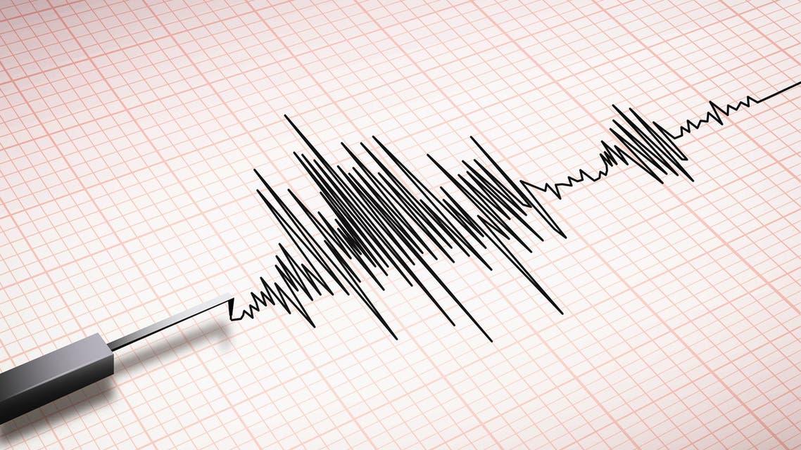 زلزال تعبيرية