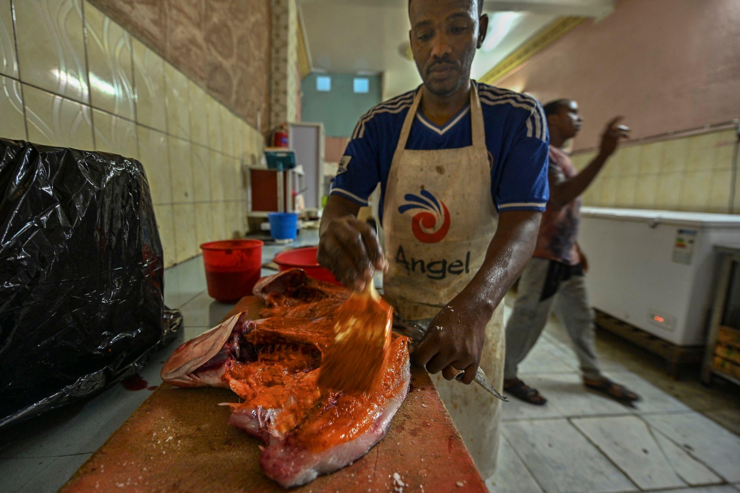 إعداد السمك اليمني