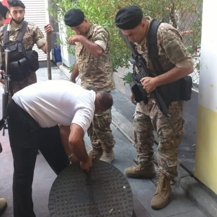 الجيش اللبناني يصادر 135 ألف لتر بنزين.. وقلق أممي من أزمة الوقود