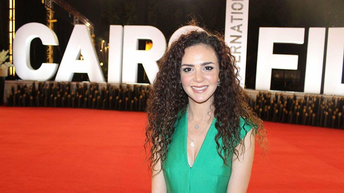 الممثلة ركين سعد