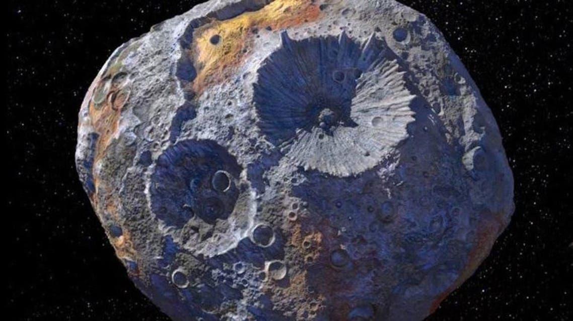 صورة للكويكيب (ناسا)