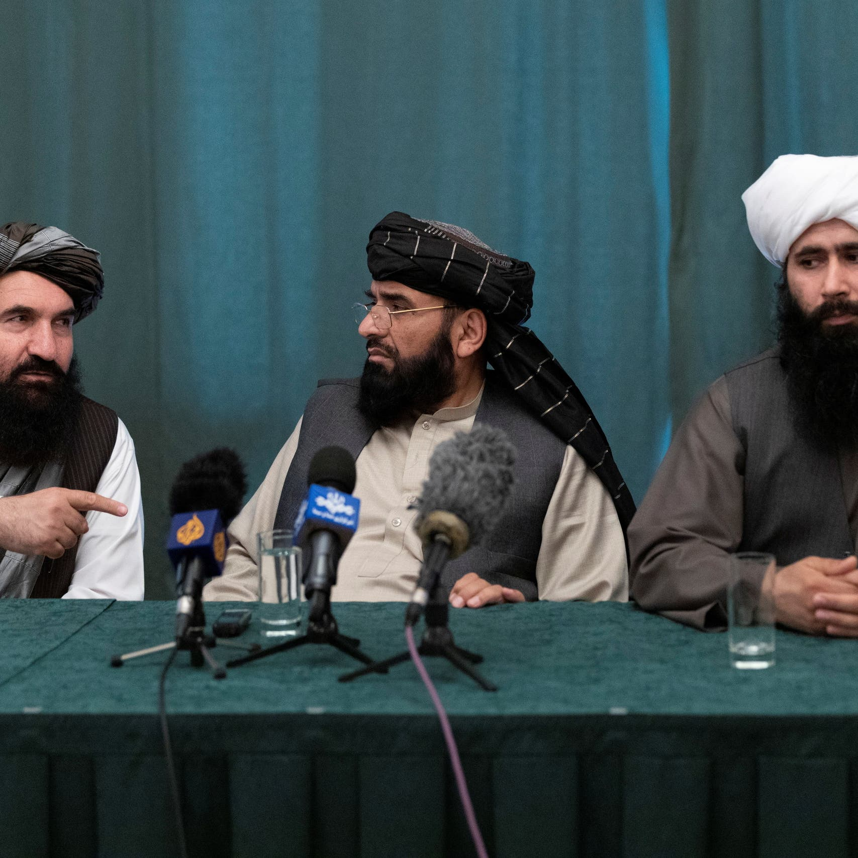 Taliban want 'peaceful' transition of power 'as soon as possible': Spokesman