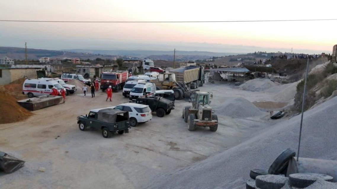 انفجار تانكر سوخت ىر شهر عكار لبنان