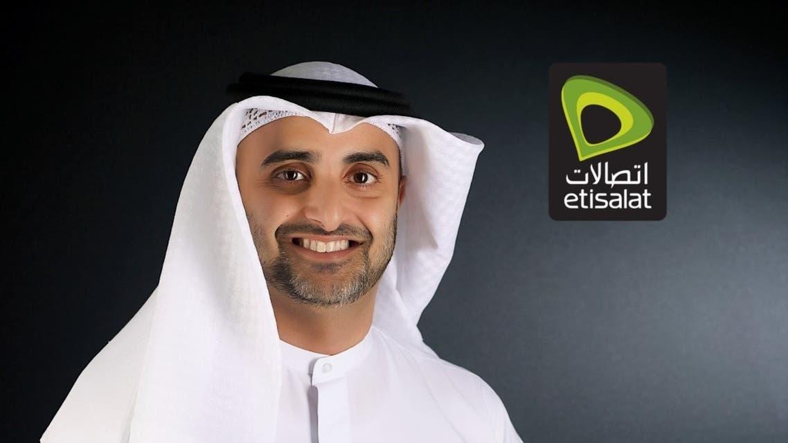مسعود محمد شريف محمود الرئيس التنفيذي لعمليات اتصالات الإمارات