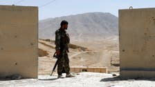 Taliban takes provincial Afghan capital just west of Kabul