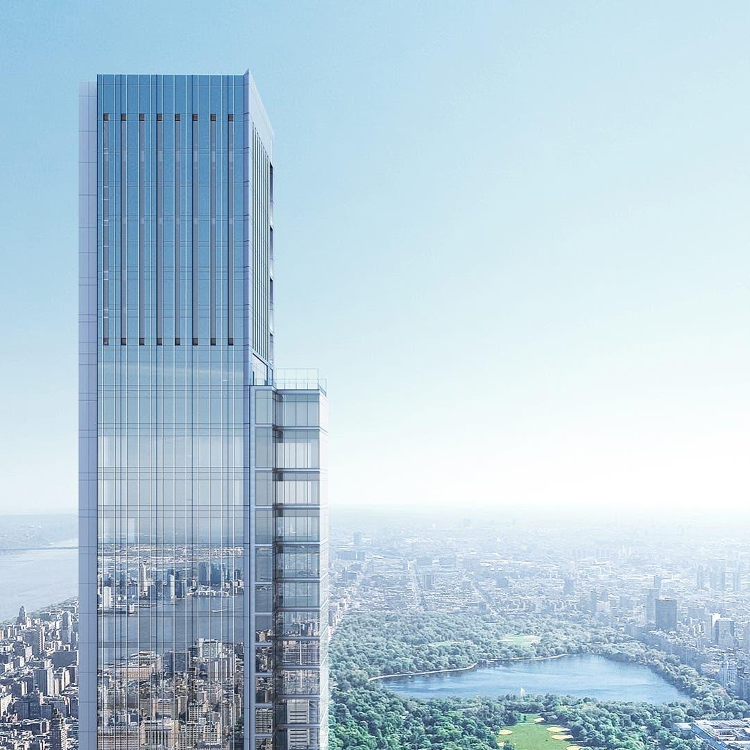برج المليارديرات.. أسعار خرافية للشقق السكنية