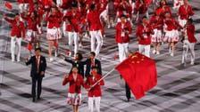 تلویزیون ملی چین، در اقدامی عجیب این کشور را بهعنوان قهرمان المپیک معرفی کرد