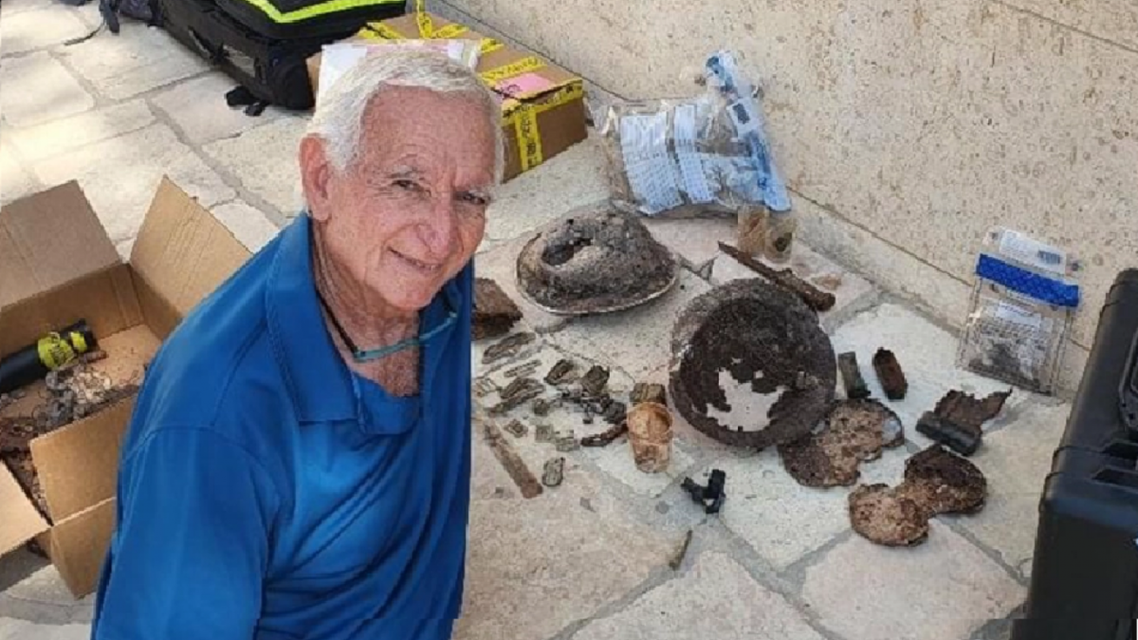 Jerusalem: Remains of Jordanian soldiers revealed during Israeli excavations