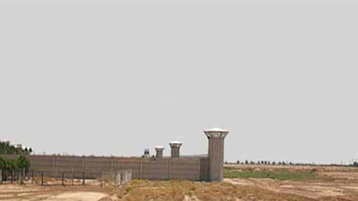 زندان شیبان اهواز