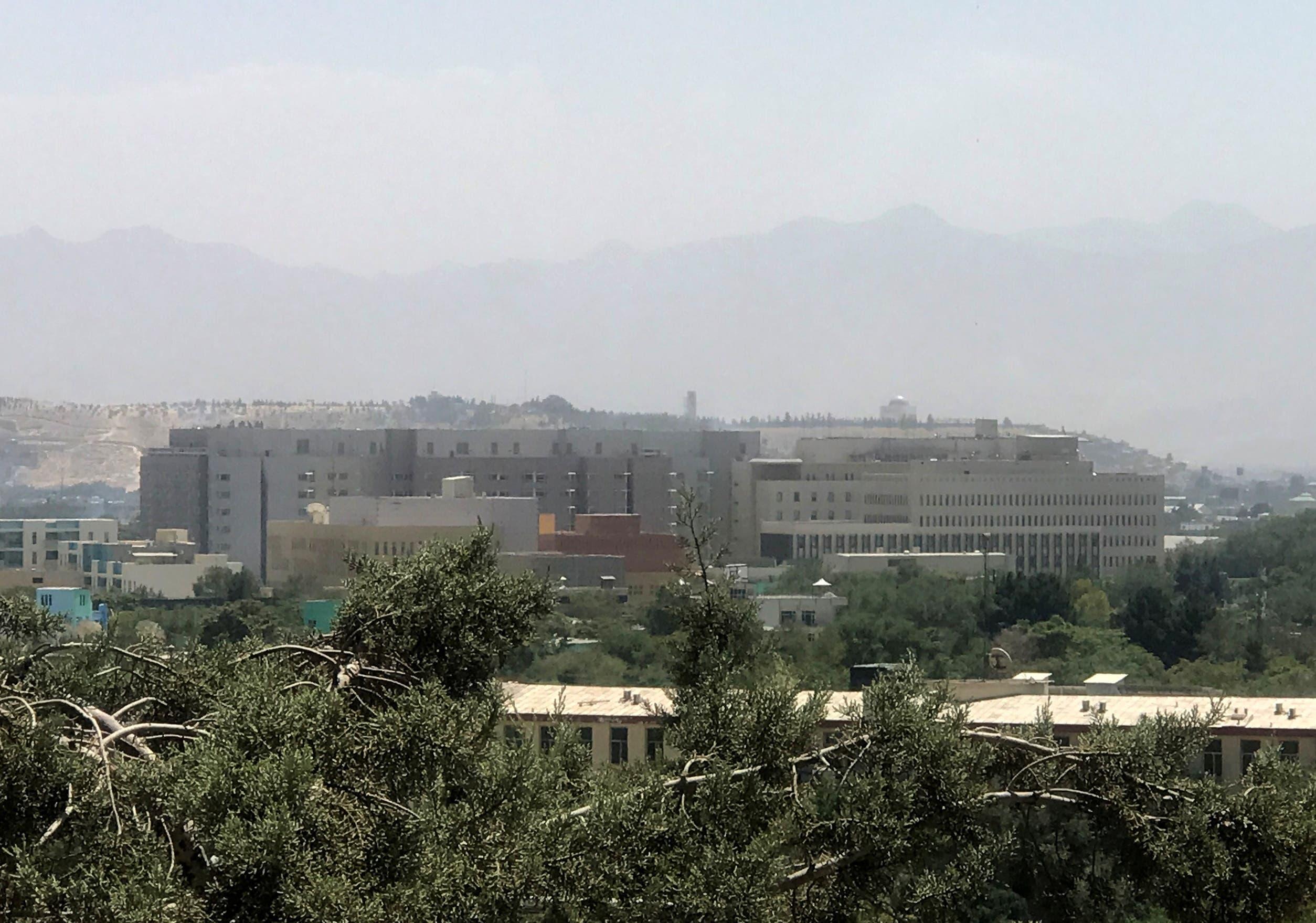 کابل کا عمومی منظر