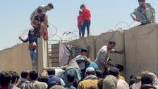 No flights leaving Kabul as desperate people block tarmac, says Germany