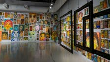 Unsettling aura: Nujoom Alghanem's focus on faces in full flow at Maraya Art Centre