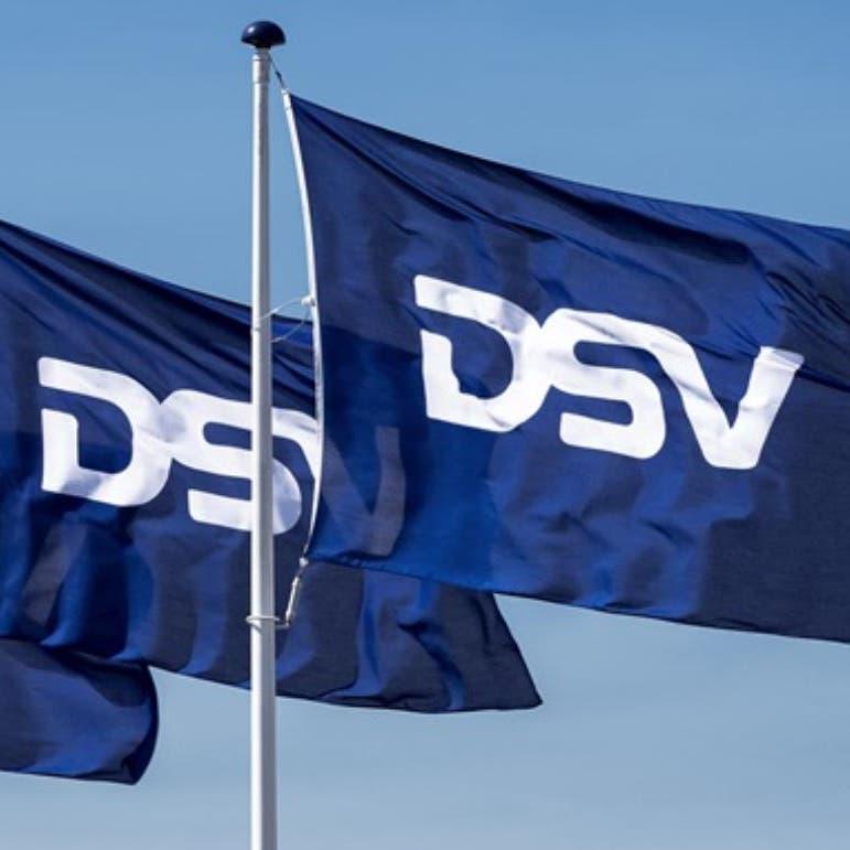 أسهم DSVتسجل مستوى قياسياًبعد استكمال صفقة أجيليتي