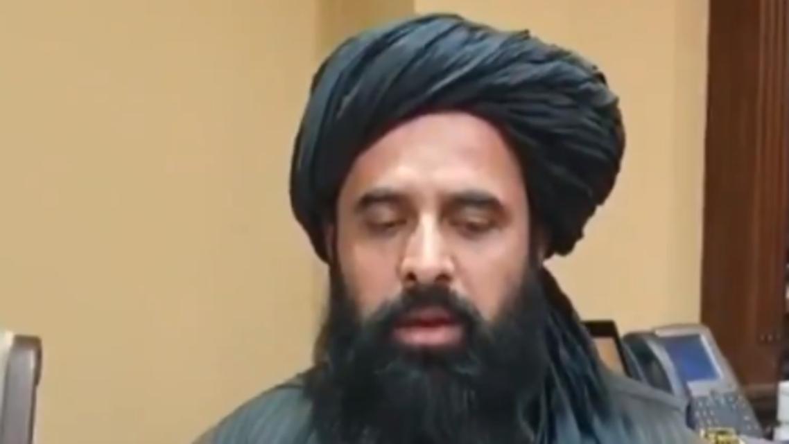وزير داخلية طالبان محمد علي جان
