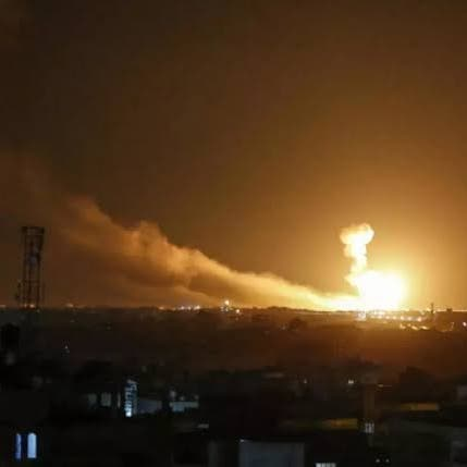 المرصد السوري: قصف إسرائيلي استهدف مواقع تضم ميليشيات إيرانية في القنيطرة