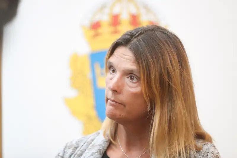 کریستینا لیندهوف کارلسون، دادستان استکهلم